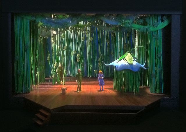 Peter Pan Scenic & Costume Design