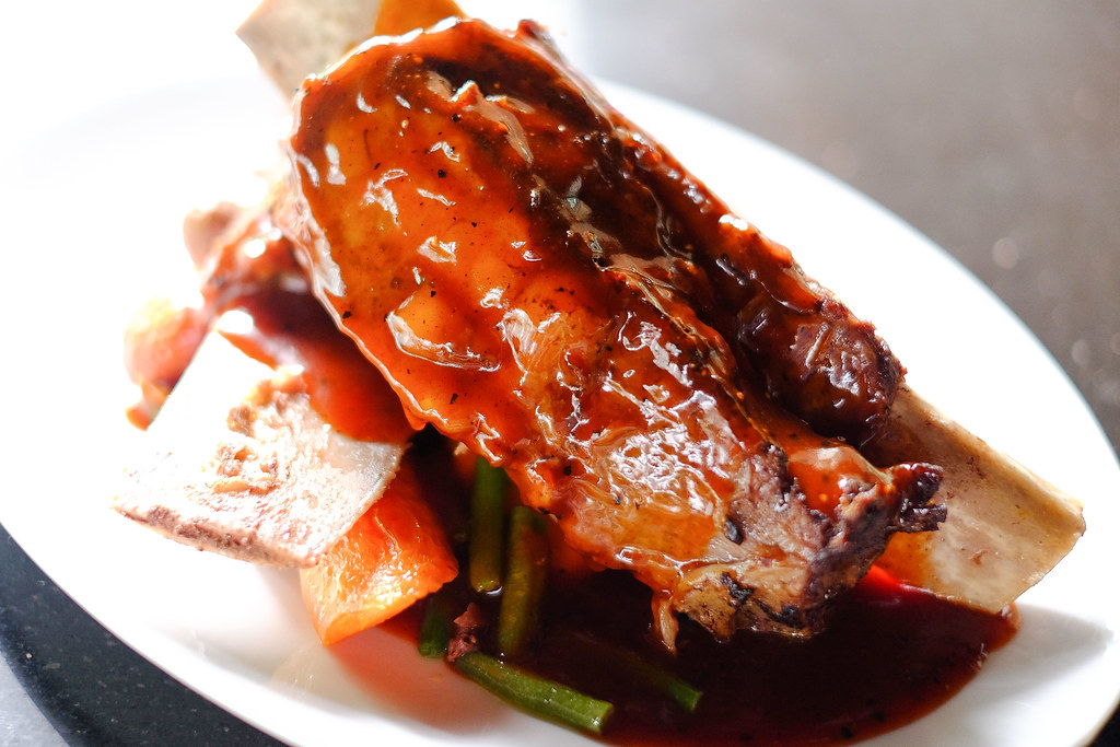 Ultimate Upper Thomson Food Guide: badoque ribs