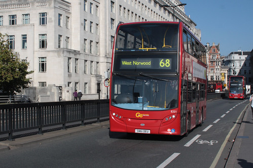 London Central E221 SN61DEU