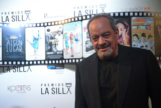 Alfonso Rodríguez. Premios La Silla.