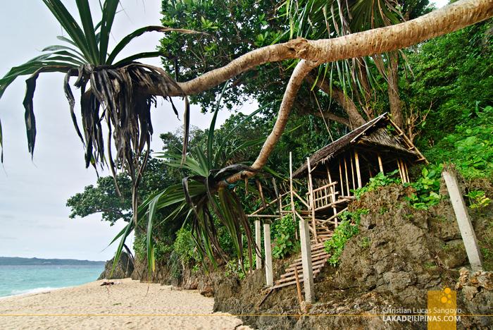 Puka Beach Hut Boracay