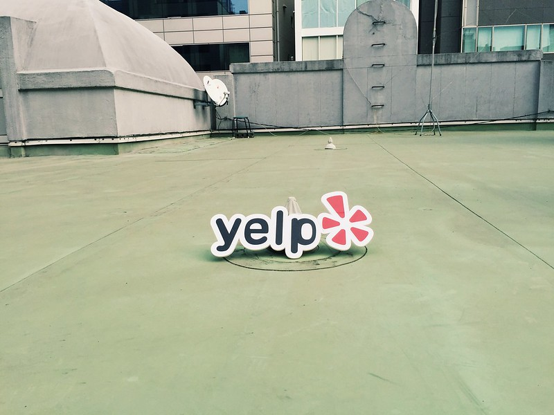 Arai Building and Yelp