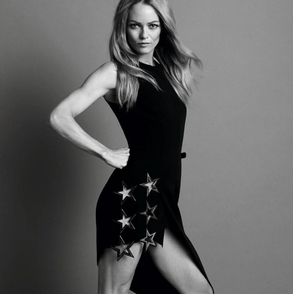 Ванесса Паради — Фотосессия для «Vogue» FR 2015 – 4