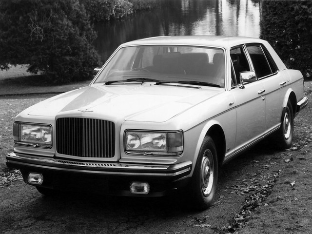 Bentley Mulsanne Turbo. 1982 – 1985 годы