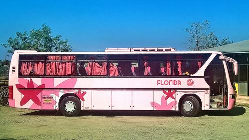 bus la florida philippines union transport sto tomas gv