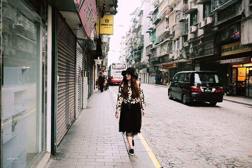 香港澳门的一日生活圈