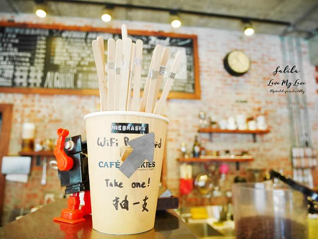 台北小巨蛋站附近咖啡館餐廳小破爛咖啡CAFE JUNKIES (13)