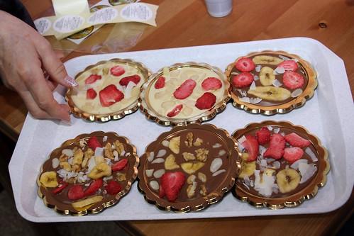 2016 - Návštěva čokoládovny a svíčkárny