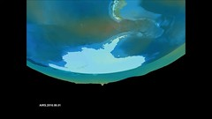 NASA's AIRS Sees Formation of Ozone Hole Over South Pole, August 1 through November 23, 2016
