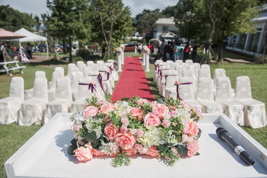 003羅莎會館 戶外婚禮