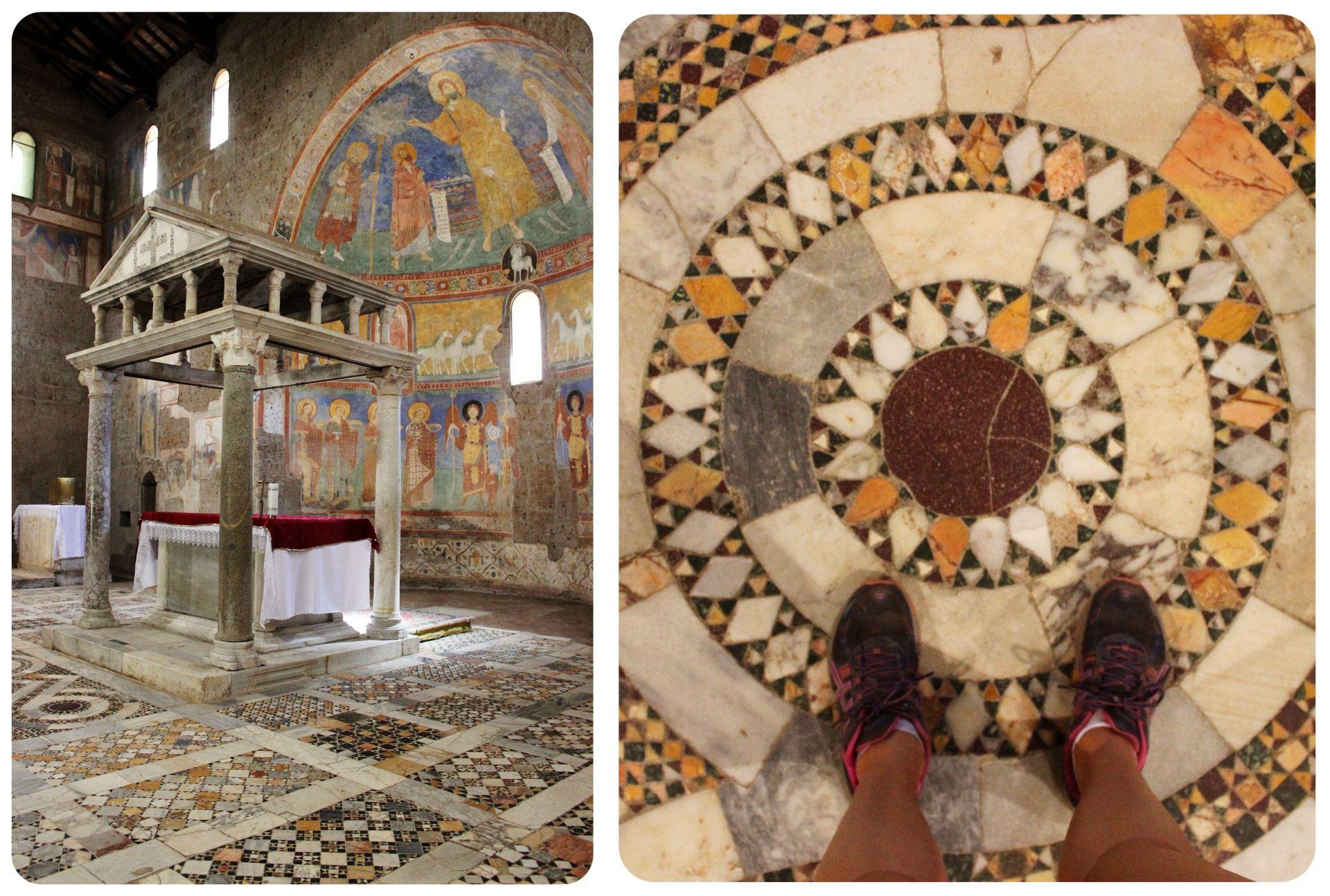 italy st elia church mosaics