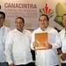 El gobernador Javier Duarte asistió a la Inauguración de la Convención Nacional de la CANACINTRA. por javier.duarteo