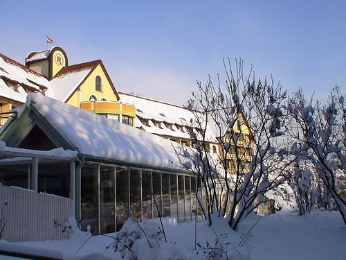 Winter in Bad Waltersdorf