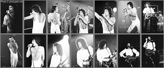 Queen live @ Dallas - 1977