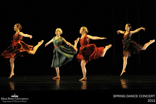 Spring Dance Concert 2013 by theatrehpu