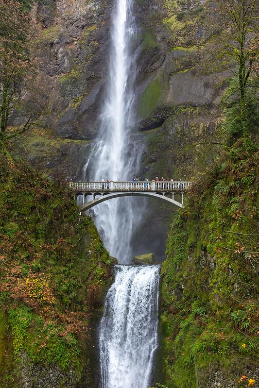 Oregon. The Columbia River Gorge