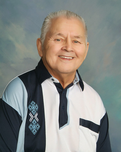 Tribal Council Member James O. Segura