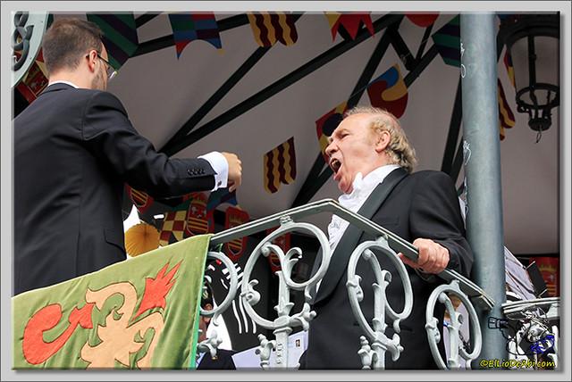Briviesca en Fiestas 2.015 Recepción en el Ayuntamiento y canto popular del Himno a Briviesca (17)