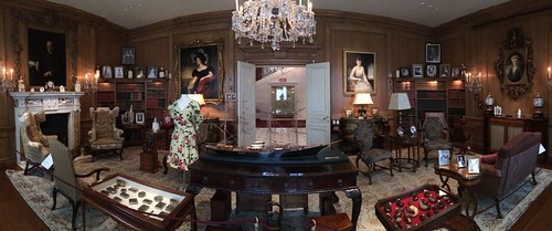 Hillwood Museum: Library