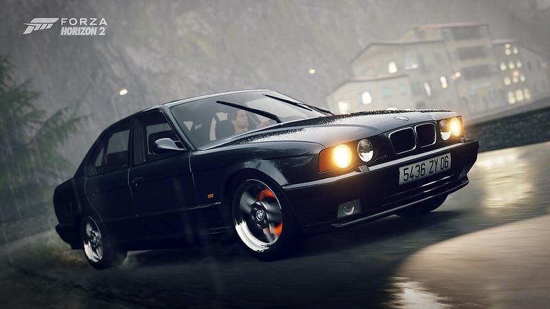 1995 BMW M5 (E34)