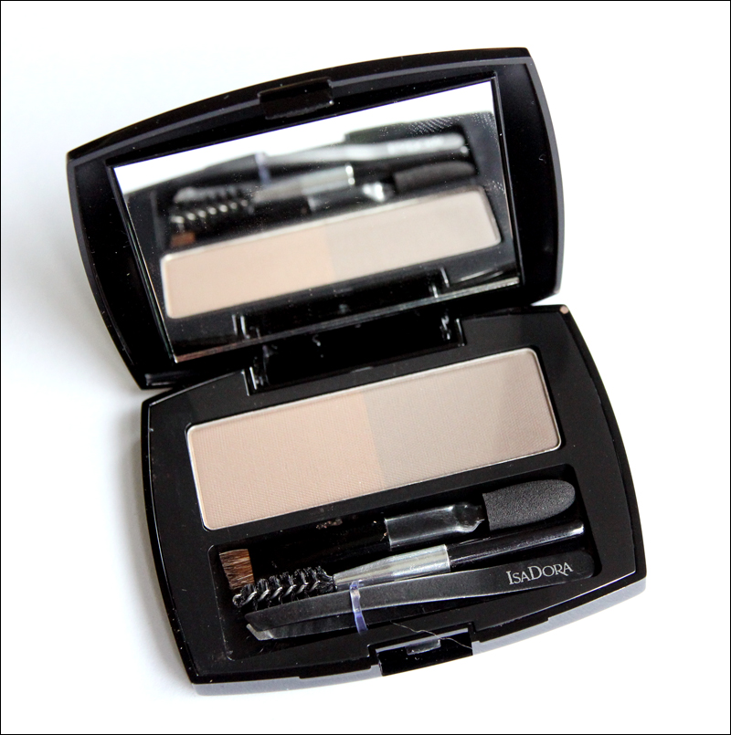 IsaDora Rock & Romance perfect brow kit