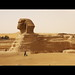 Great Sphinx of Giza - Egypt by Antoine A.