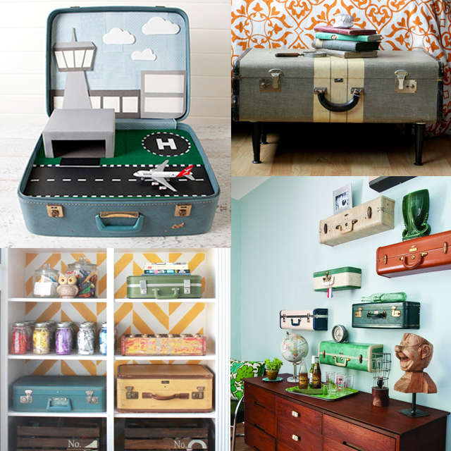 UpcycledVintageSuitcases