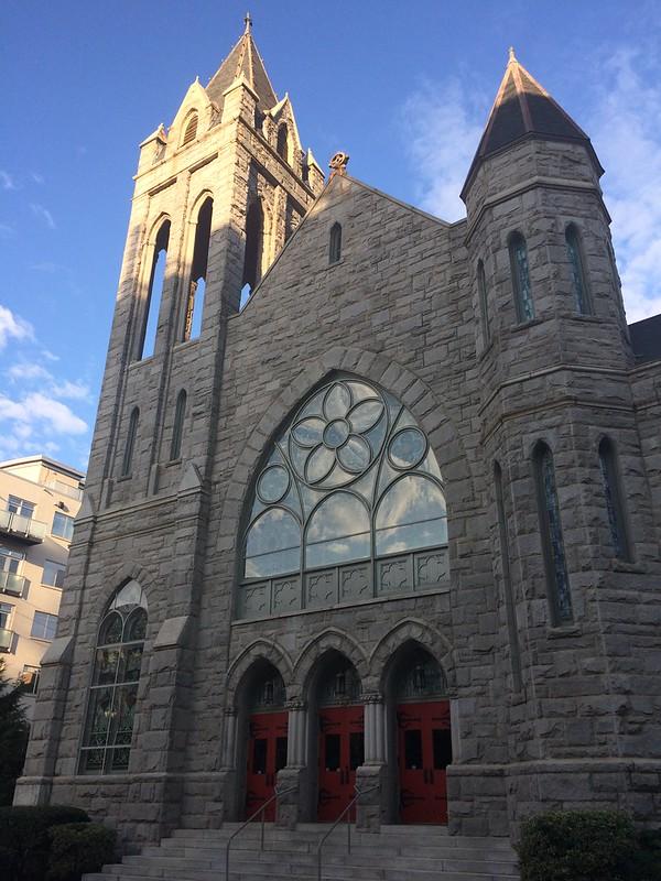Methodist Church - Atlanta, Georgia