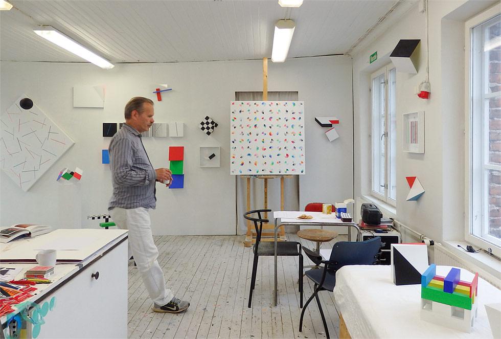 Studio of Artist Veikko Törmänen