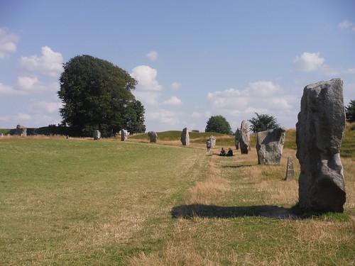 Avebury Standing Stones, SW quartile