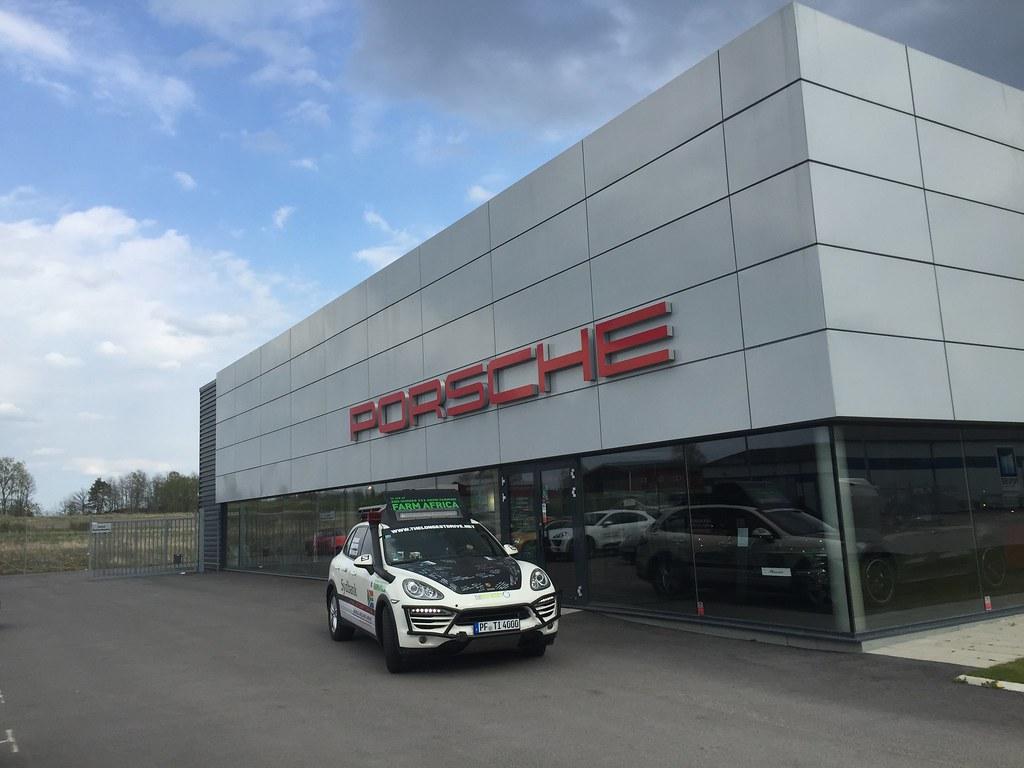 PorschecenterSweden