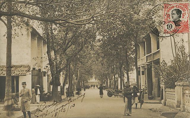 Phu Lang Thuong 1910  (105 years ago)