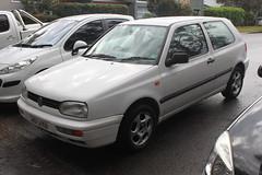automobile, automotive exterior, volkswagen, vehicle, volkswagen golf mk3, city car, compact car, land vehicle, hatchback,