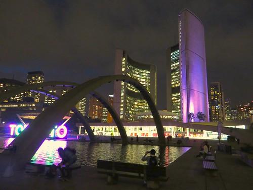 Toronto City Hall, Toronto, Ontario