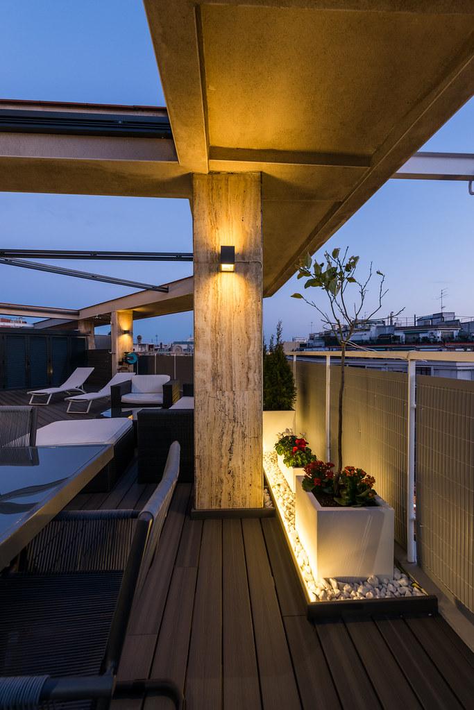 24 Terraza Reformas Paris Standal Diseño Interiores Flickr
