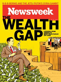 Newsweek wealth