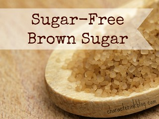 Make Your Own Sugar Free Brown Sugar