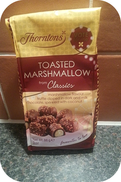 Thorntons Fairground FavouritesToasted Marshmallow