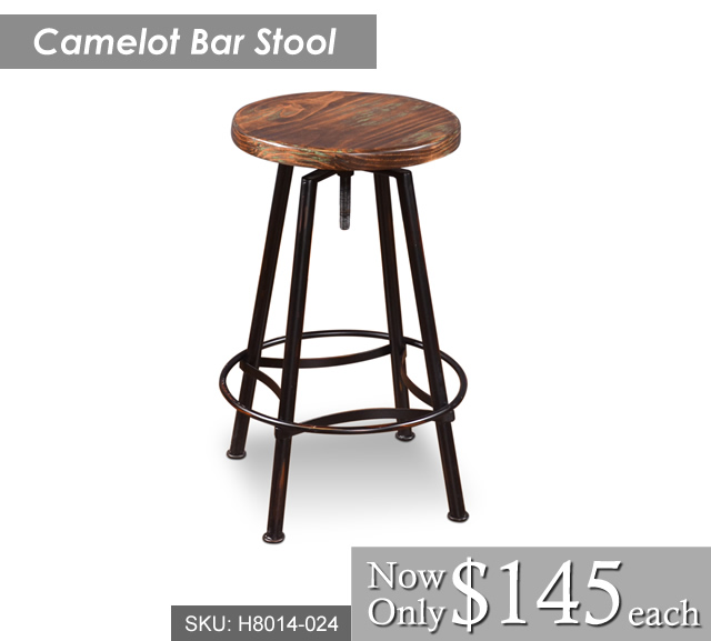 Camelot Bar Stool