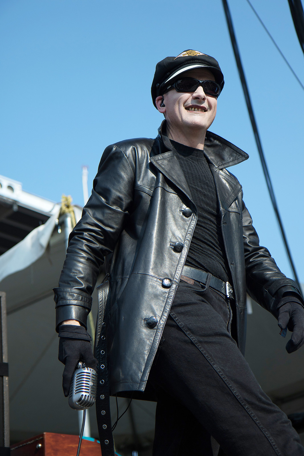Riot Fest 2015 Day 2 - The Damned