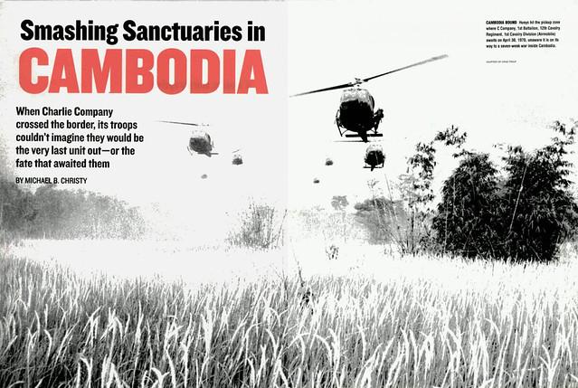 VIETNAM Magazine August 2010 - Smashing Sanctuaries in CAMBODIA