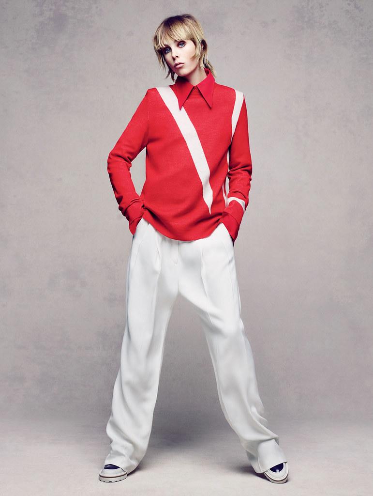 Эди Кэмпбелл — Фотосессия для «Vogue» CH 2015 – 3