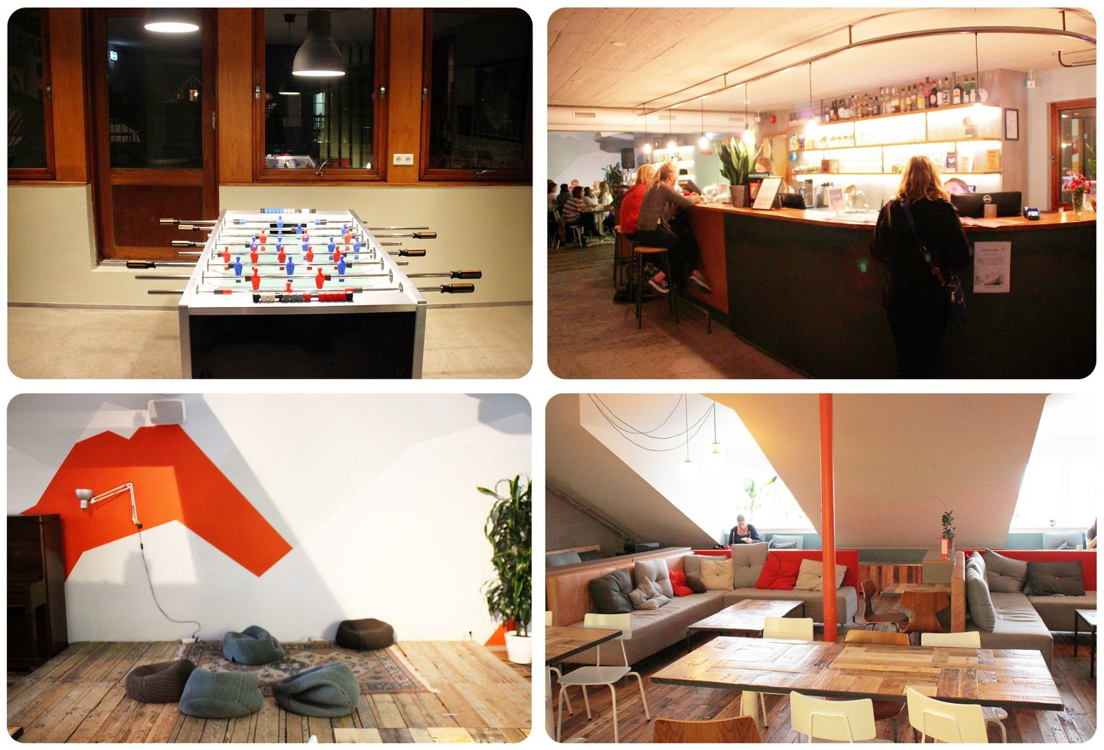 Reykjavik Loft Hostel2