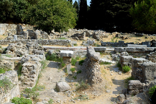 Archaeological Sites Greek Ruins Kos (1)