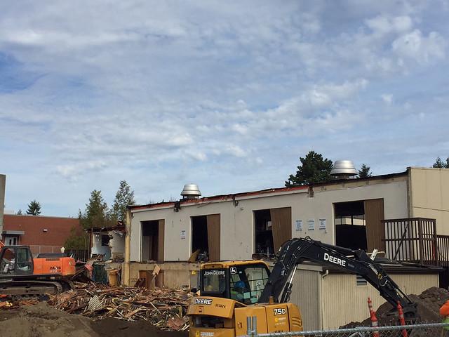Campus Center Construction Updates