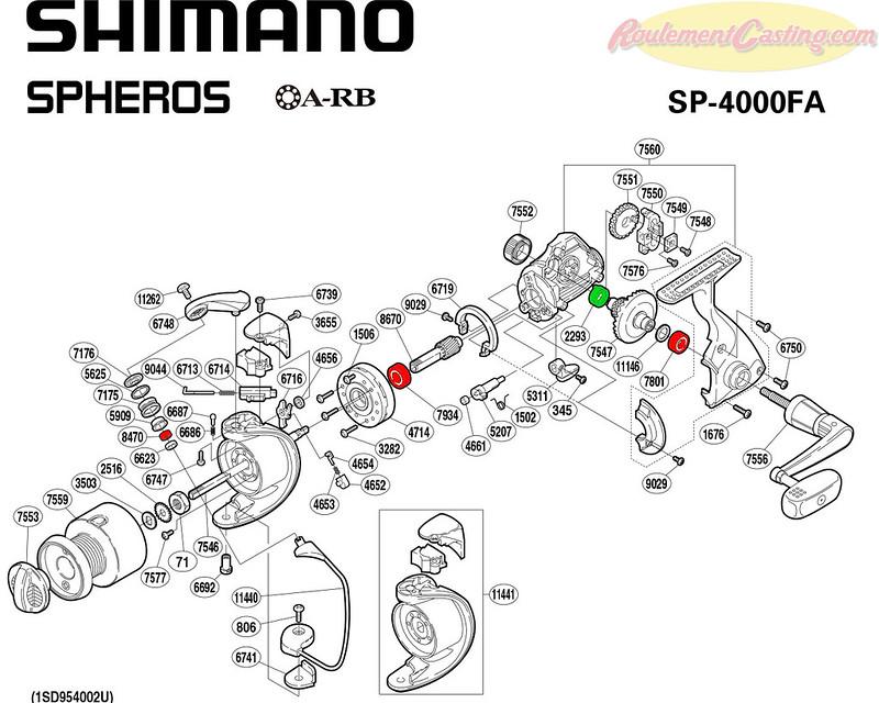 Schema-Shimano-Spheros-4000FA