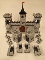 Lego Modular Castle l