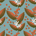 Coffeeplantpattern by Thomas Howes