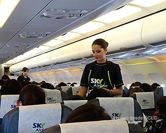 Sky Airline atención TCP (RD)