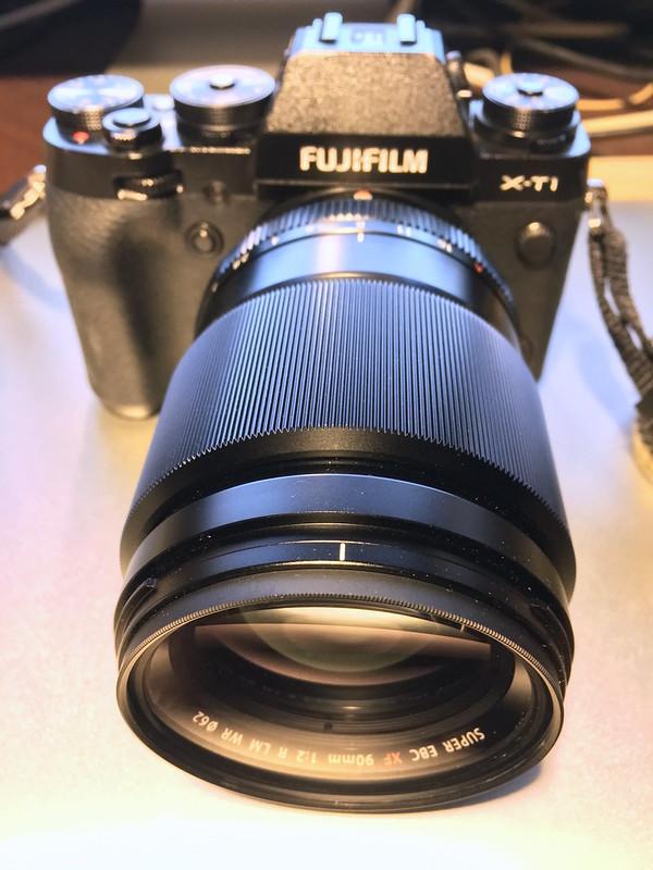 X-T1+XF90mmF2